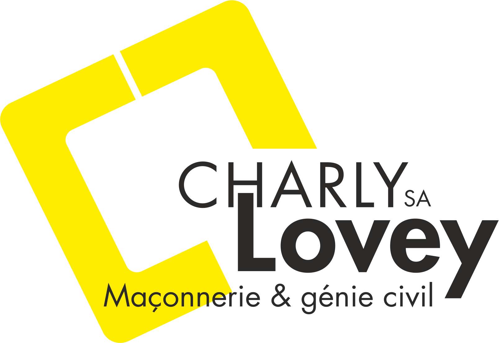 Logo Charly Lovey SA